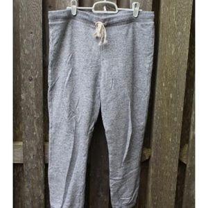 JCrew grey joggers